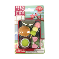 Blister Eraser, Wagashi