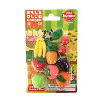 Blister Eraser, Fruit