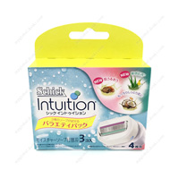 Schick Intuition Replacement Blade, Variety Pack