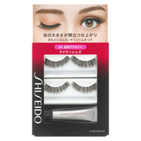 SHISEIDO EYE LASHES V4(False eyelashes 2set,Glue 3.3g)