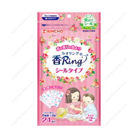 Kaoring, Insect-Repelling Stickers