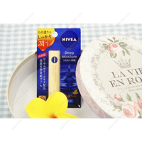 Kao Nivea Deep Moisture Lip, Honey Fragrance (Quasi Drug)