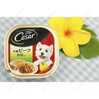 Cesar Ginsen Beef, w/Vegetables