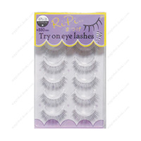 Ripireru Eyelashes, Flare Natural