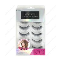 Glamorous Edition Eyelashes, 01