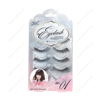 Luxury Edition Eyelashes, 01