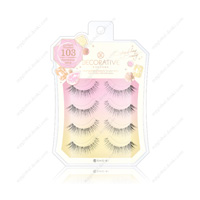 Decorative Eyelashes, 103 Feminine Wink