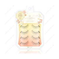 Decorative Eyelashes, 105 Kitty Wink
