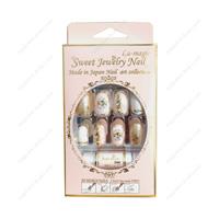Sweet Jewelry Nail, Nail Tip, Jewelry Nail 14