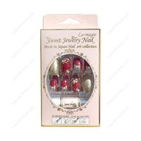 Sweet Jewelry Nail, Nail Tip, Jewelry Nail 15