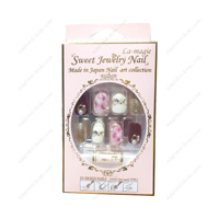 Sweet Jewelry Nail, Nail Tip, Jewelry Nail 32