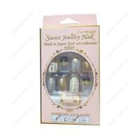 Sweet Jewelry Nail, Nail Tip, Jewelry Nail 33
