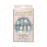Sweet Jewelry Nail, Nail Tip, Jewelry Nail 34