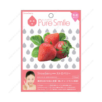 Toner Essence Mask, N002 Strawberry