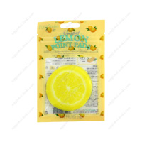 Juicy Fruit Point Pack, Lemon