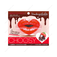 CHOOSY Lip Pack, Strawberry Chocolate
