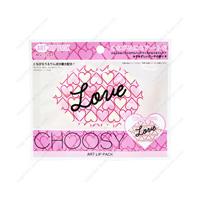 CHOOSY Art Lip Pack, Warm love