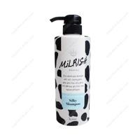 5LANC Milrish, Silky Shampoo, Main Item, White Soap Bubble Fragrance