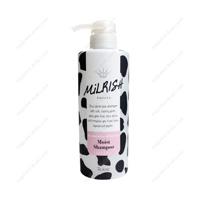 5LANC Milrish, Moist Shampoo, Main Item, White Floral Fragrance