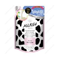 5LANC Milrish, Moist Shampoo, Refill, White Floral Fragrance