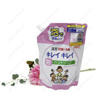 Lion 狮王 kireikirei药用泡泡洗手乳 补充包 柑橘水果香 450ml