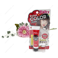Palty Point Color Tube, Red