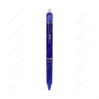 PILOT Frixion Ball Knock, 0.5mm, Erasable Ballpoint Pen, Blue