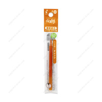 PILOT Frixion Ball Knock, 0.5mm, Orange Replacement Core (For Knock Type & Cap Type)
