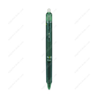 PILOT Frixion Ball Knock, 0.5mm, Erasable Ballpoint Pen, Green