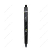 PILOT Frixion Ball Knock, 0.7mm, Erasable Ballpoint Pen, Black
