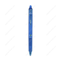 PILOT Frixion Ball Knock, 0.7mm, Erasable Ballpoint Pen, Light Blue