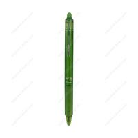 PILOT Frixion Ball Knock, 0.7mm, Erasable Ballpoint Pen, Light Green