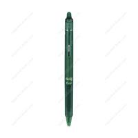 PILOT Frixion Ball Knock, 0.7mm, Erasable Ballpoint Pen, Green