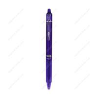 PILOT Frixion Ball Knock, 0.7mm, Erasable Ballpoint Pen, Violet