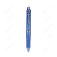 PILOT Frixion Ball 4, 0.5mm, Light Blue (Black, Red, Blue, Green)