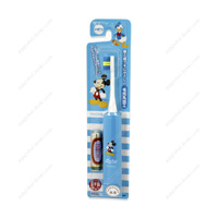 Minimum Electric Toothbrush, Kids' Hapika, Mickey (Blue)