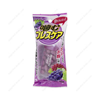Kobayashi Pharmaceutical Chewing Breath Care, Juicy Grape