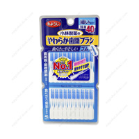 Kobayashi Pharmaceutical Soft Interdental Brush SS-M