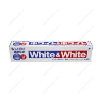 Lion White & White