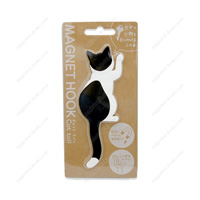Magnet Hook, Cat Tail, 8 Bicolor