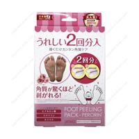 Foot Peeling Pack Perorin, Rose x 2