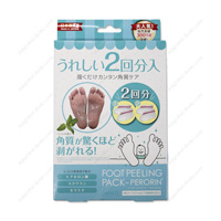 Foot Peeling Pack Perorin, Mint x 2