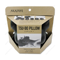 AKAISHI Tsubo Pillow, Black