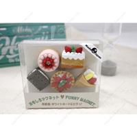 东京图钉 趣味磁铁 甜点