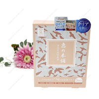 megumi no honpo Face Clear Mask