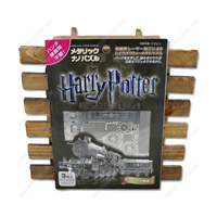 Metallic Nano Puzzle, Harry Potter, Hogwarts Express