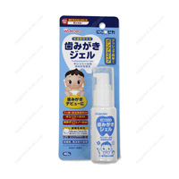 Wakodo Nicopica Toothbrushing Gel, Xylitol Flavor
