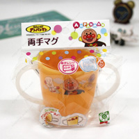 Anpanman Double-Handle Mug