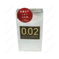 Okamoto Ususa Kinitsu 0.02EX, Regular Size, 12