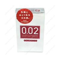 Okamoto Ususa Kinitsu 0.02EX, Glans Fit, 6